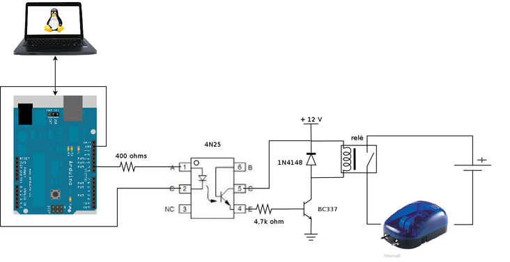 5 Respirometer with Finite State Machine FSM TclTk and Arduino